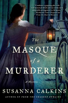 The masque of a murderer cover image