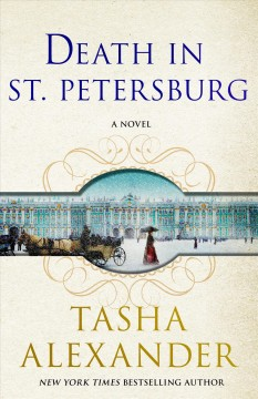 Death in St. Petersburg : a Lady Emily mystery cover image