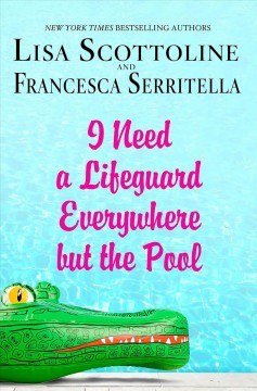 I need a lifeguard everywhere but the pool cover image
