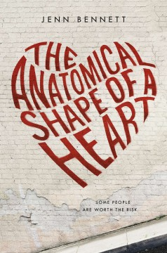 The anatomical shape of a heart cover image