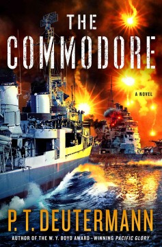 The commodore cover image