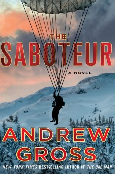 The saboteur cover image