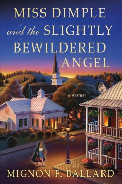 Miss Dimple and the slightly bewildered angel cover image