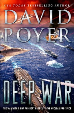 Deep war : the war with China--the nuclear precipice cover image
