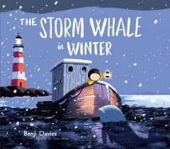 The storm whale in winter cover image