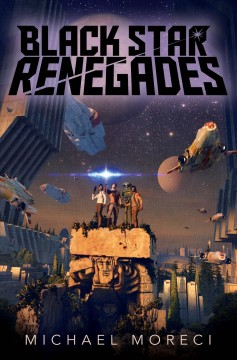 Black star renegades cover image