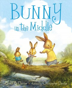 Bunny in the middle cover image