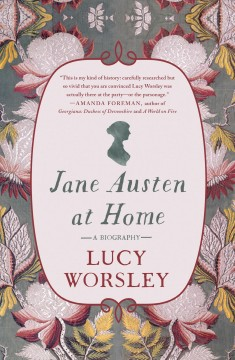 Jane Austen at home cover image