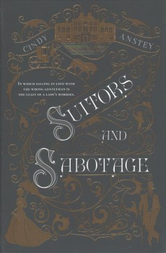 Suitors and sabotage cover image