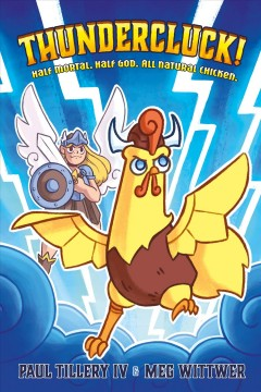 Thundercluck! cover image