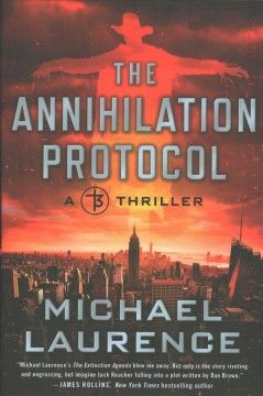 The annihilation protocol cover image
