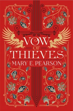 Vow of thieves cover image