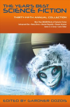 The year's best science fiction : thirty-fifth annual collection cover image