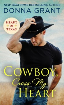 Cowboy, cross my heart cover image