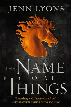 The name of all things cover image