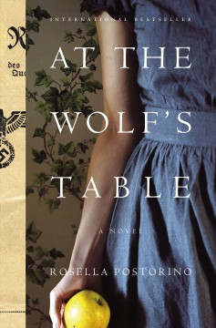 At the wolf's table cover image