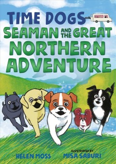 Seaman and the great northern adventure cover image