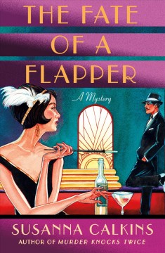 The fate of a flapper : a mystery cover image