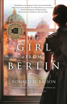 The girl from Berlin cover image