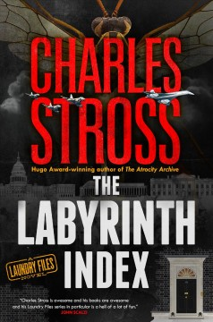 The labyrinth index cover image