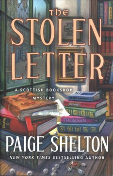 The stolen letter cover image