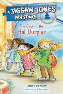 The case of the hat burglar cover image
