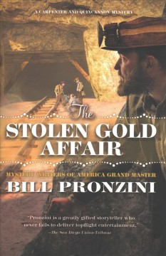 The Stolen Gold Affair cover image