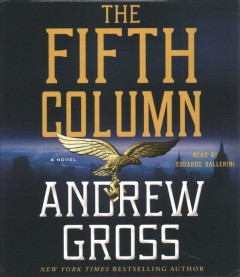 The fifth column cover image
