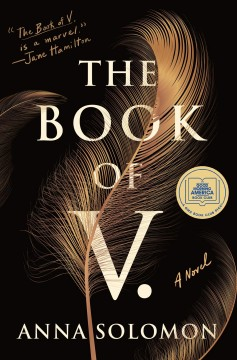 The book of V. cover image