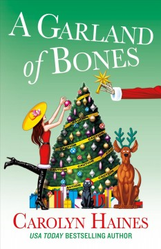A garland of bones cover image