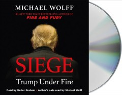 Siege Trump under fire cover image