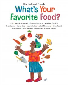 What's your favorite food? cover image