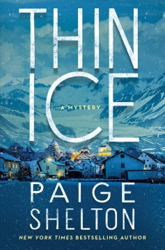 Thin ice : a mystery cover image