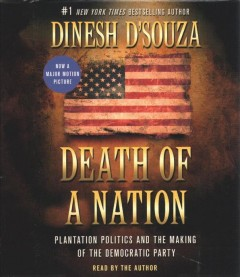 Death of a nation plantation politics and the making of the Democratic party cover image