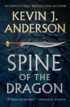 Spine of the dragon cover image