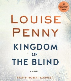 Kingdom of the blind cover image