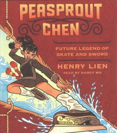 Peasprout Chen the future legend of skate and sword cover image