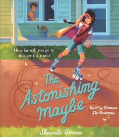 The astonishing maybe cover image
