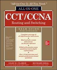 All-in-one CCT/CCNA routing and switching exam guide (exams 100-490 & 200-301) cover image
