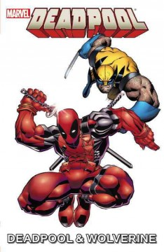 Deadpool & Wolverine cover image