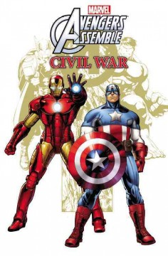 Avengers assemble : civil war cover image