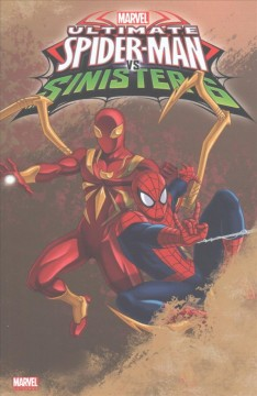 Ultimate Spider-Man vs. The Sinister 6, 2 cover image