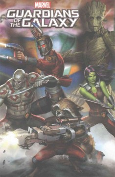 Guardians of the Galaxy. Vol. 4 cover image