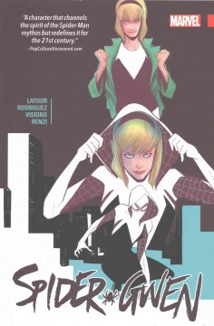 Spider-Gwen. Vol. 1 cover image