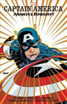 Captain America. 2, Marvel Knights cover image