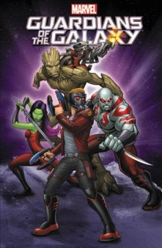 Guardians of the Galaxy. Vol. 5 cover image
