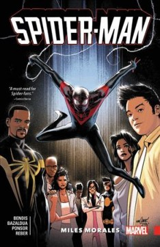 Spider-Man. 4 Miles Morales cover image