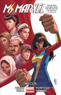 Ms. Marvel. Vol. 8, Mecca cover image