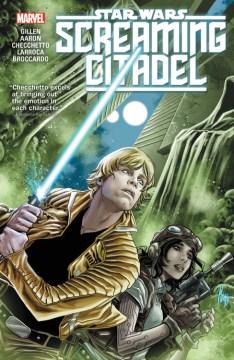 Star Wars : Screaming citadel cover image