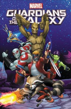 Guardians of the Galaxy : an awesome mix cover image